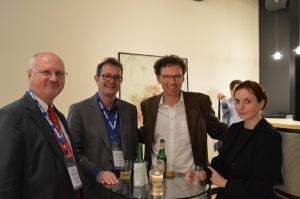 Prof. Dr. Paul Tiedemann (Gießen); Prof. Dr. Christoph Luetge (München); Prof. Dr. Dr. Dietmar von der Pfordten (Göttingen); Dr. Verena Klappstein (Passau)
